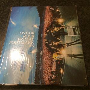 ONE OK ROCK PRIMAL FOOTMARK#6 プライマルフットマーク ワンオク