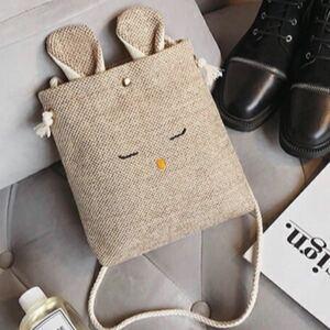 可愛いバッグ ミニバッグ ベージュレディースショルダーバッグ 新品