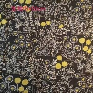 コットンこばやし う早この布 綿麻キャンバス生地 生地巾×50cm