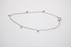 スタージュエリー STAR JEWELRY K18 ホワイトゴールド ダイヤモンド ブレスレット レディスブレス