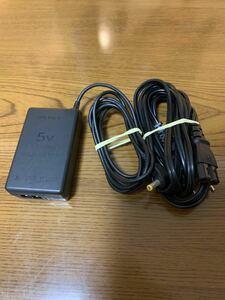 SONY PSP ACアダプター 純正品 充電器 ソニー