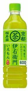 【一部地区送料無料】 サントリー 伊右衛門 600ml X1ケース(24本)