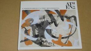 【国内盤CD】UNDERWORLD VS THE MISTERONS - ATHENS/アンダーワールド/アテネ