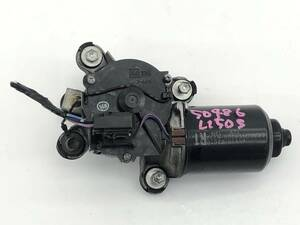 _b50486 ダイハツ ムーヴ ムーブ カスタム R CBA-L150S フロント ワイパーモーター 85110-B2010 / 159200-6773 L152S L160S