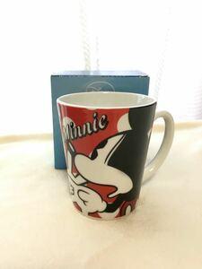 ミッキー &ミニーマグカップ