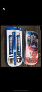妖怪ウォッチ3D お箸 スプーンフォーク