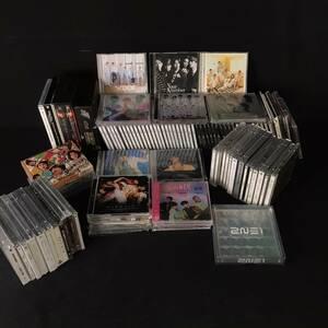 GN0108-16-28 K-POPなど CD・DVD まとめ VIXX 東方神起 超新星 SUPER JUNIOR SHINEE 2NE1 超特急 デュエリスト など 120サイズ