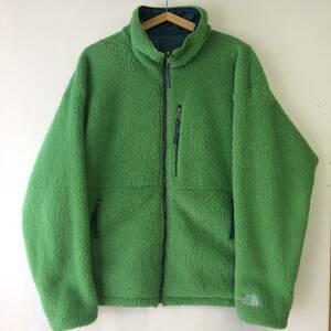 The North Face リバーシブル ナイロンボアジャケット Lサイズ 日本製 ノースフェイス