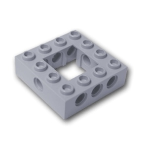 新品正規品 lego レゴ 枠ブロック 4×4 グレー 未使用 パーツ バラ売り ① テクニック 32324
