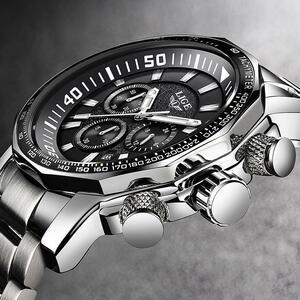 2020 ligeトップブランドの高級時計男性ミリタリースポーツ防水腕時計メンズクォーツ時計レロジオmasculino
