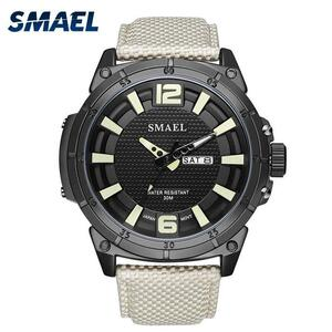 デジタル男性腕時計ビッグダイヤルsmaelメンズ腕時計デジタルスポーツ時計防水レロジオAlarm1316クォーツ時計軍事ブランドの高級