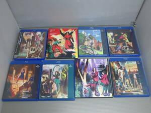 マーラー 交響曲 第1~9番 (内第3番のみ無し) Blu-ray 8本セット リッカルド・シャイー
