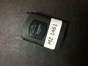 MZ 1461 ジャンク品 送180円 マツダ 純正 キーレス スマートキー デミオ アクセラ プレマシー MPV ビアンテ等ナイフ 2B