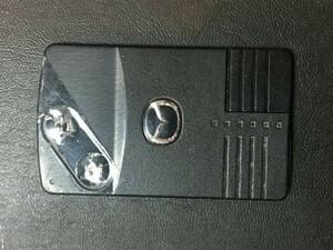 MZ817 マツダ 送料180円純正 キーレス スマートキー カードキー ベリーサ ビアンテ プレマシー MPV デミオ等 2B
