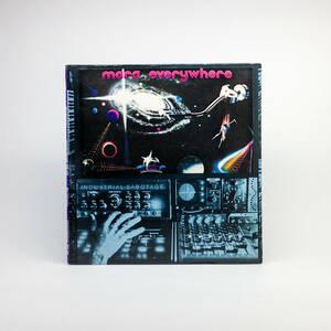 [LP] '80米Orig / Mars Everywhere / Industrial Sabotage / Random Radar / RRR 008 / Space Rock / Avantgarde / Experimental