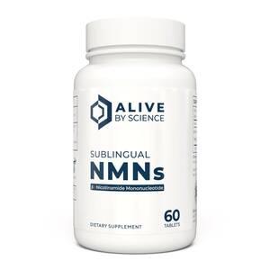 海外Alivebyscience社製!NMN ニコチンアミドモノヌクレオチド Nicotinamide mononucleotide 125mg 60C 7.5g!