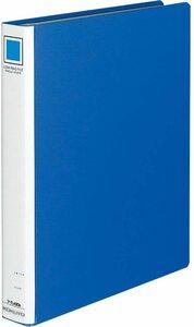 【未使用品】コクヨ ファイル リングファイル シングルレバー A4 縦 青 フ-TL430B