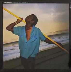 Leon Ware リオン・ウェア - Rockin' You Eternally 限定再発リマスター・アナログ・レコード