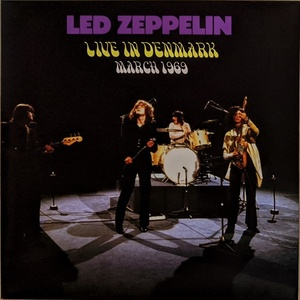 Led Zeppelin レッド・ツェッペリン - Live In Denmark March 1969 500枚限定アナログ・レコード
