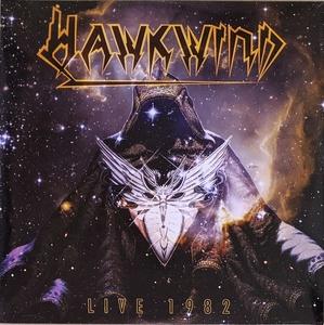 Hawkwind ホークウインド - Live 1982 2,000枚限定二枚組グリーン/レッド・カラー・アナログ・レコード