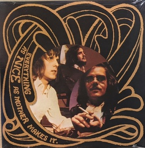 The Nice ナイス (Keith Emerson=Emerson, Lake & Palmer) - Everything As Nice As Mother Makes It 限定再発アナログ・レコード