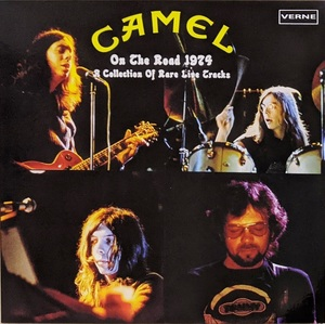 Camel キャメル - On The Road 1974 - A Collection Of Rare Live Tracks 限定二枚組アナログ・レコード