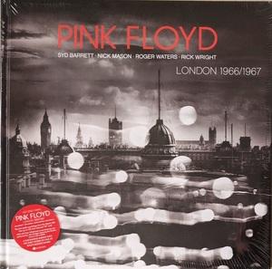 Pink Floyd ピンク・フロイド - London 1966/1967 36頁ハード・カバー・ブック収納、10インチ・アナログ・レコード, DVD付きデラックスCD