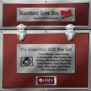 【輸入盤】Standard Tune Box -RED-[3CD]★☆★ HMV限定盤 ★☆★(赤盤)[3枚組ボックスセット]
