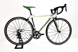 徳山) キャノンデール CANNONDALE キャド12 CAAD12 2017年モデル アルミ ロードバイク 48サイズ 105 11速 レプリカ