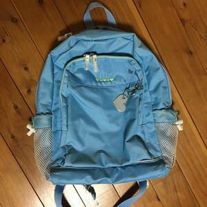 リュック バックパック ELLE エル リュック 遠足 小学校 水色 青 ブルー レディース キッズ 女の子