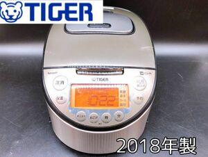 【100E111M1】2018年製◆TIGER IH炊飯ジャー JKT-J101