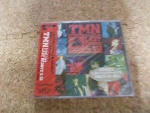 [CD][送100円~] サ盤 未開封(ビニール破れ) 初回 TMN final live LAST GROOVE 5.18