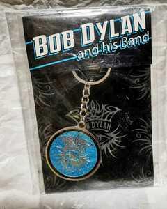 新品 未開封 完売品 希少 ツアーグッズ ボブ・ディラン キーホルダー Bob Dylan 2014 2014年日本公演 キーチェーン キーリング 根付け