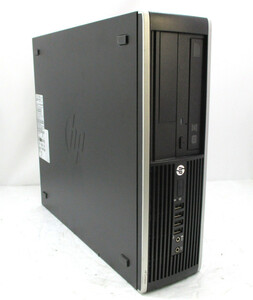 ◆hp Compaq Pro 6300 SFF Core i5 3470 3.2GHz 4GB 500GB DVDマルチ Windows10 Pro 64bit