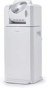 ホワイト アイリスオーヤマ サーキュレーター衣類乾燥除湿機8L IJDC-K80 ホワイト