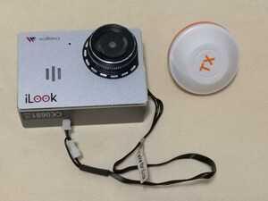 walkera ワルケラ FPV iLooK カメラ