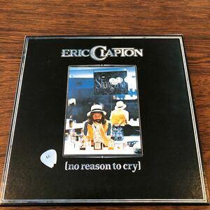 中古紙ジャケットCD エリック・クラプトン / no reason to cry ERIC CLAPTON 紙ジャケ