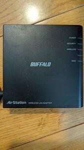 【中古】BUFFALO WLI-TX4-AG300N AirStation 無線LAN子機