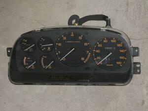 マツダサバンナRX7 FC3S スピードメーターゲージクラスター