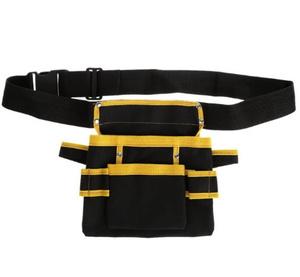 Z2409 腰袋3 工具袋 道具ポーチ 腰道具 ウエストッバッグ