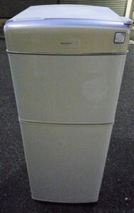 ☆シャープ SHARP SJ-14G 140L 2ドア冷凍冷蔵庫◆レトロデザインがお洒落1,991円