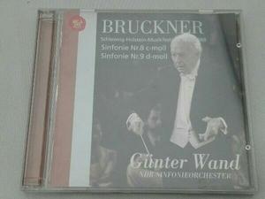 ギュンター・ヴァント CD ブルックナー:交響曲第8番&第9番