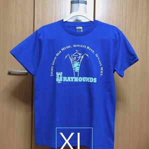 ブルーXL 2020 グレイハウンズTシャツ(グレハンソーダ)