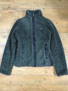 patagonia パタゴニア フリースジャケット フリース サイズXS レディース ボアフリース ボアジャケット