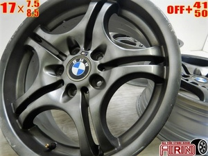 17インチ アルミホイール BMW E46 3シリーズ Mスポーツ 純正 中古 4本セット 3シリーズ などに アルミ ホイール
