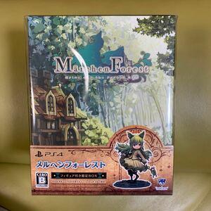 【PS4】 メルヘンフォーレスト [限定版]新品未使用