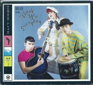 ■Deee-Lite - Thank You Everyday★テイトウワ★426