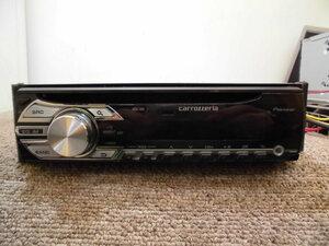 ☆ カロッツェリア Carrozzeria AVメインユニット DEH-380 CD/チューナー/WMA・MP3・WAV対応/フロントAUX端子 ☆