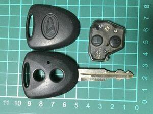 別※DA9394 希少 黒ボタン ダイハツ 2B キーレス ミラ ミライース タント ムーブ プレオ ハイゼット L275V L375S LA100S/110S /L175S 等
