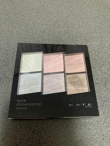 KATE ケイトトーンディメンショナルパレット EXー4 ライトピンク系